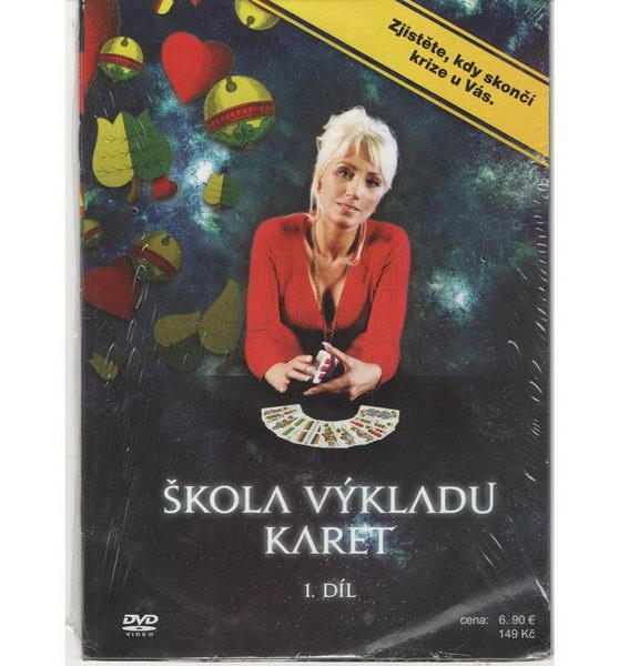 Škola výkladu karet 1.díl - DVD