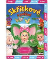 Skřítkové a poklad - DVD
