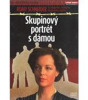 Skupinový portrét s dámou ( digipack ) - DVD