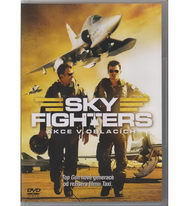 Sky Fighters: Akce v oblacích - DVD plast