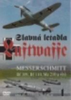 Slavná letadla Luftwaffe 1 - DVD