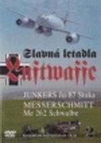 Slavná letadla Luftwaffe 2 - DVD
