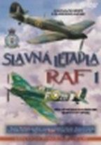 Slavná letadla RAF 1 - DVD