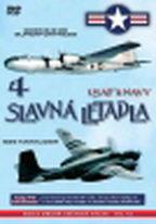 Slavná letadla USAF a NAVY 4 - DVD