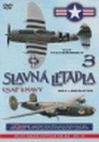 Slavná letadla USAF&NAVY 3 - DVD