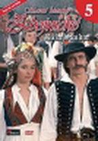 Slavné historky zbojnické 5 - Róža Šándor - DVD
