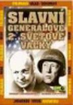 Slavní generálové 2. světové války 3 - DVD