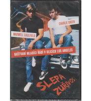Slepá zuřivost ( Charlie Sheen, Maxwell Caulfield) - DVD