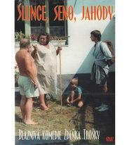 Slunce, seno, jahody ( pošetka ) - DVD