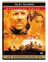 Slzy slunce - DVD digipack