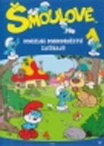 Šmoulové 1 - Kouzelná dobrodružství začínají ( plast ) DVD