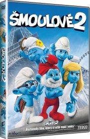 Šmoulové 2 - DVD