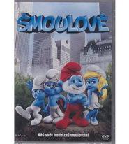 Šmoulové - film - DVD