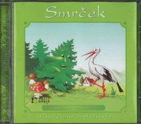 Smrček - Hans Christan Andersen - CD