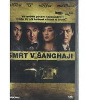 Smrt v Šanghaji - DVD