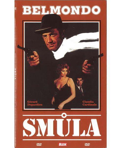 Smůla - DVD