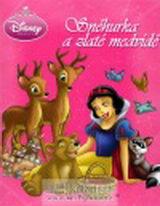 Sněhurka a zlaté medvídě - Walt Disney