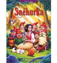Sněhurka - animovaná ( pošetka ) DVD