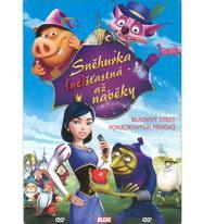 Sněhurka (ne)šťastná až na věky - DVD