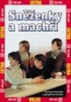 Sněženky a machři - DVD pošetka