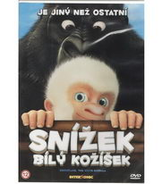 Snížek, bílý kožíšek - DVD
