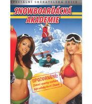 Snowborďácká akademie - DVD