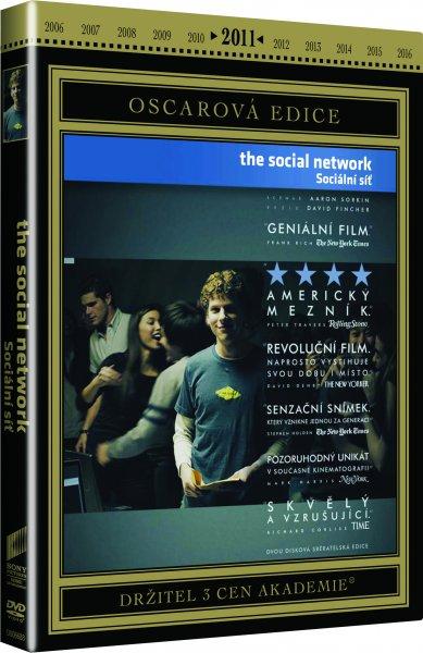 Sociální síť - DVD