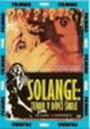 Solange: Teror v dívčí škole - DVD