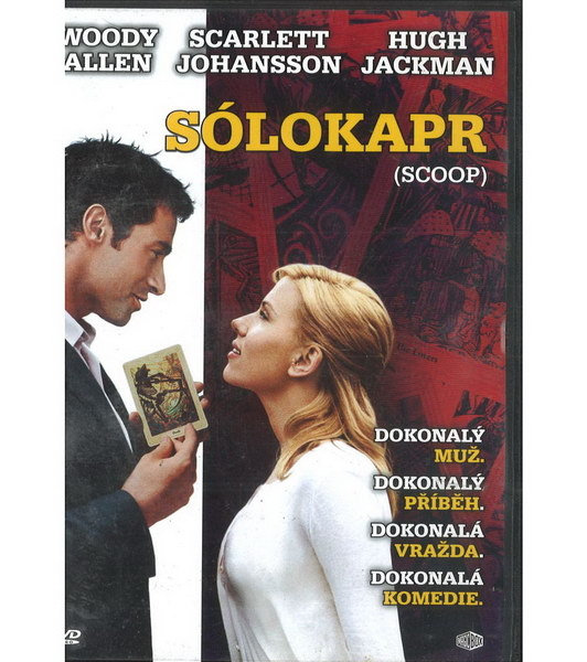 Sólokapr ( plast ) - DVD