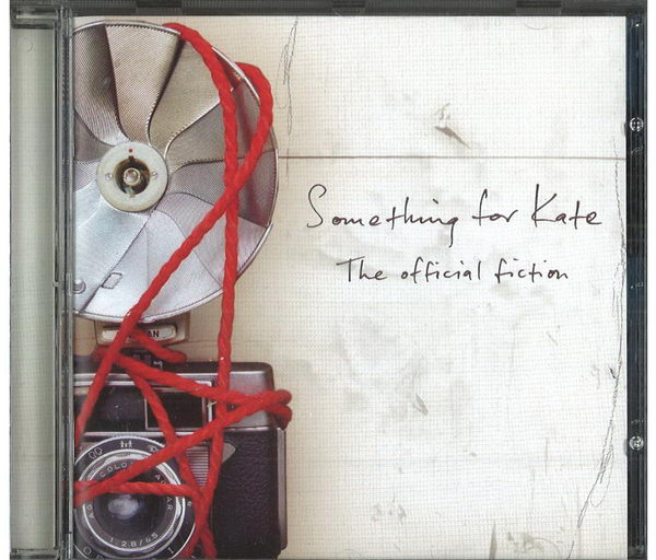 Something for Kate - The official fiction - CD