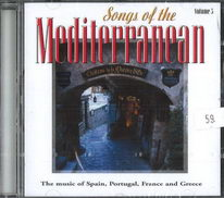 Songs of the Mediterranean - CD