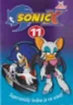 Sonic X - disk 11 - DVD