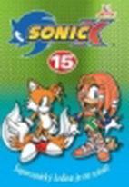 Sonic X - disk 15 - DVD
