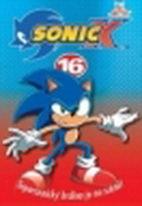 Sonic X - disk 16 - DVD