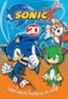 Sonic X - disk 20 - DVD