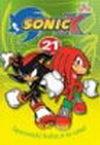 Sonic X - disk 21 - DVD
