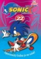 Sonic X - disk 22 - DVD
