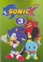 Sonic X - disk 3 - DVD