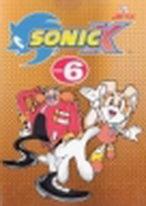 Sonic X - disk 6 - DVD