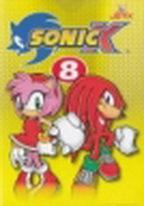 Sonic X - disk 8 - DVD