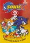 Sonic X - disk 9 - DVD