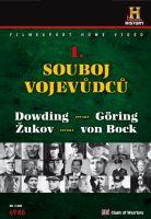 Souboj vojevůdců 1 - papírová pošetka DVD
