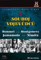 Souboj vojevůdců 2 - papírová pošetka DVD