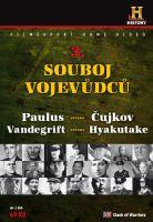 Souboj vojevůdců 3 - papírová pošetka DVD