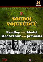 Souboj vojevůdců 7 - papírová pošetka DVD