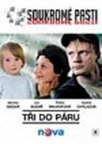 Soukromé pasti 9 - Tři do páru - DVD