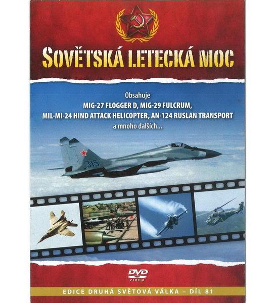 Sovětská letecká moc - DVD