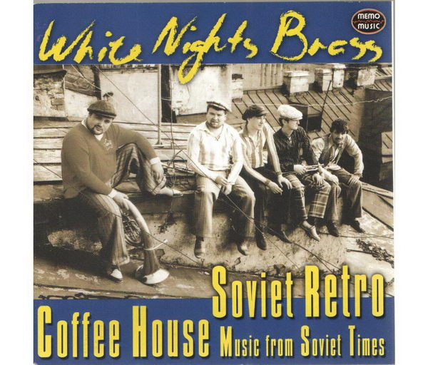 Soviet Retro - White Nights Brass - CD