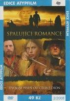 Spalující romance - DVD