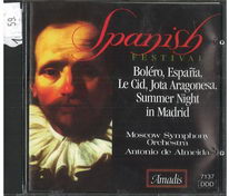 Spanish festival - CD